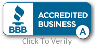 A Rating with the Phoenix-area Better Business Bureau